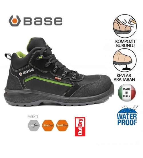 BASE B0898 BE-POWERFULL S3 WR SRC SU GEÇİRMEZ